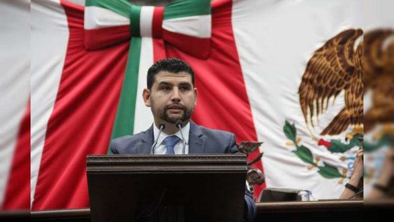 En Michoacán debe permanecer la apuesta por el desarrollo del campo: Octavio Ocampo