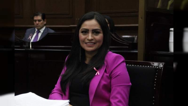 Gobiernos deben ejercer la política como herramienta para solucionar conflictos: Araceli Saucedo