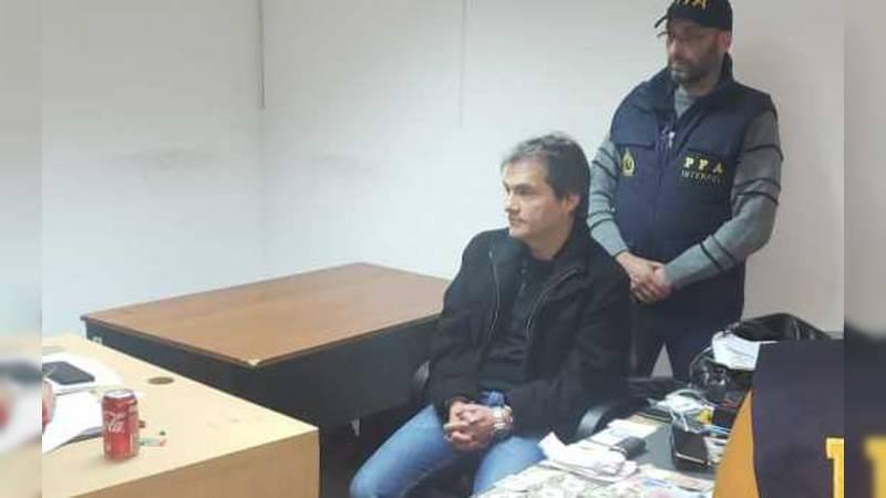 Carlos Ahumada ya salió de prisión