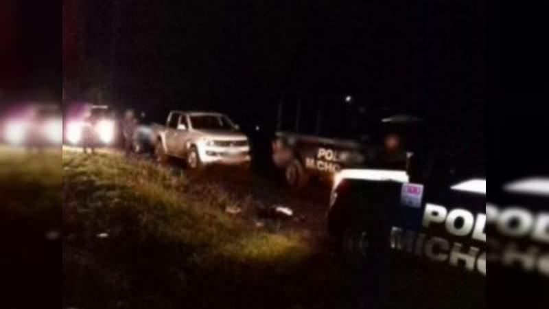 Se registra enfrentamiento en Cotija, Michoacán
