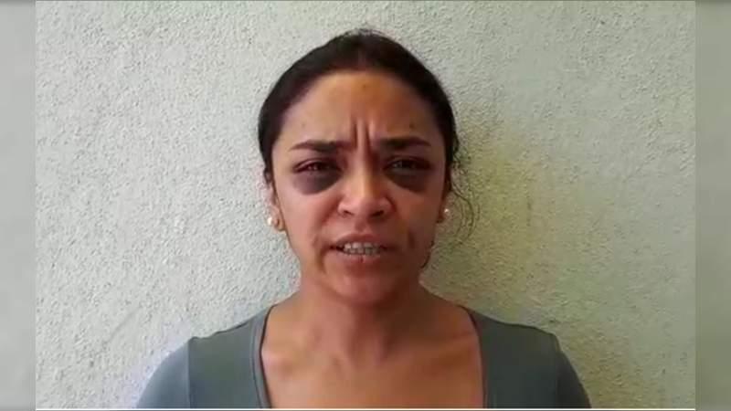 Separadas de operaciones las tres mujeres policías que supuestamente agredieron a la reportera Mitzi Torres: Julisa Suárez
