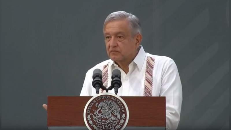 Expresidentes son culpables del desastre que vive México: AMLO