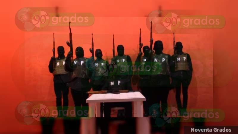 En video, grupo criminal hace invitación en Jalisco