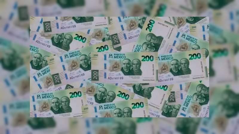 Billete de 200 comenzará a circular la próxima semana: Banxico