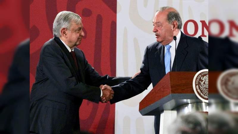 De acuerdo con Carlos Slim, México es un paraíso para los inversionistas