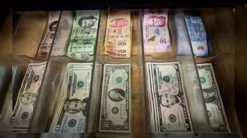 Dólar rebasa los 20 pesos por primera vez en 2019