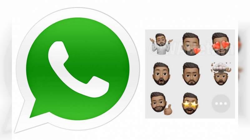 Ahora podrás personalizar tus emojis de WhatsApp