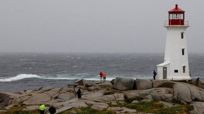 Canadá se prepara para la llegada del huracán Dorian