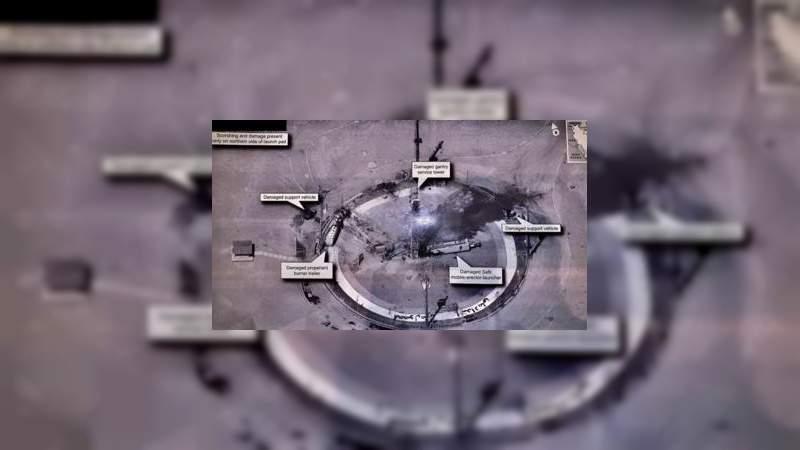 La fotografía que revela el espionaje de Estados Unidos a Irán