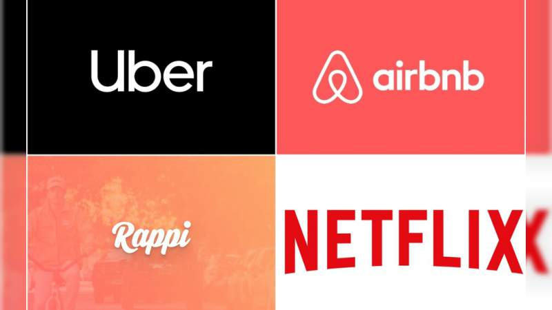 Uber, Netflix y Airbnb pagarán impuestos en 2020