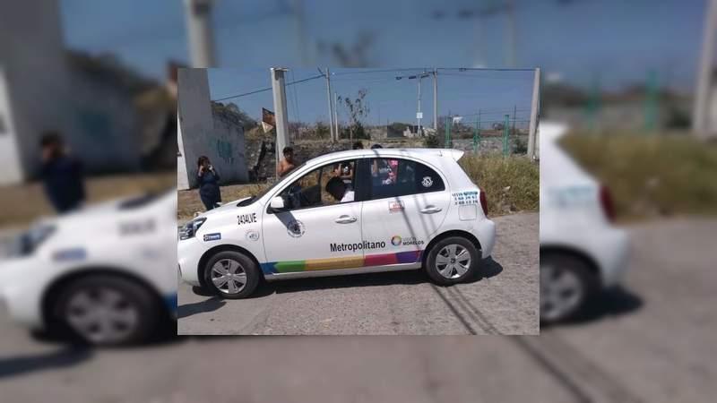 Lo ejecutan a bordo de un taxi en Zamora, Michoacán