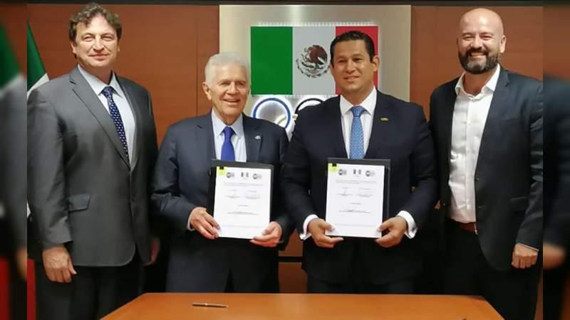México desea albergar los Juegos Centroamericanos en 2026