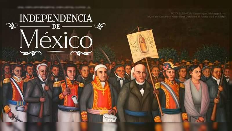 Hoy celebramos el 209 aniversario de la Independencia de México