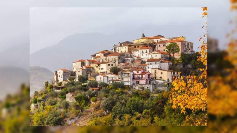 Italia te pagará 15 mil pesos al mes por vivir en uno de sus pueblos