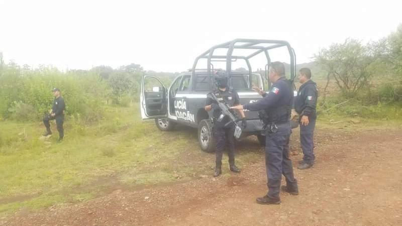 Muere policía al enfrentar a delincuentes en Morelia, Michoacán, un facineroso también murió