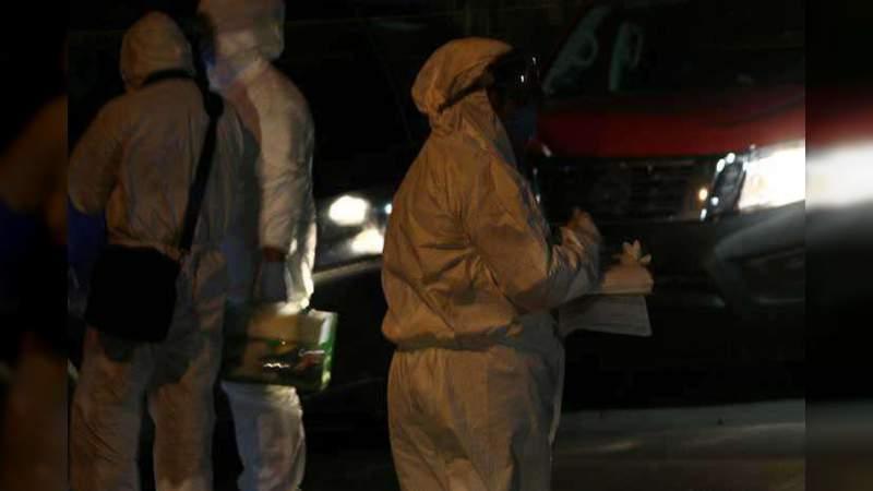 Hallan cadáver descuartizado en Morelia, Michoacán