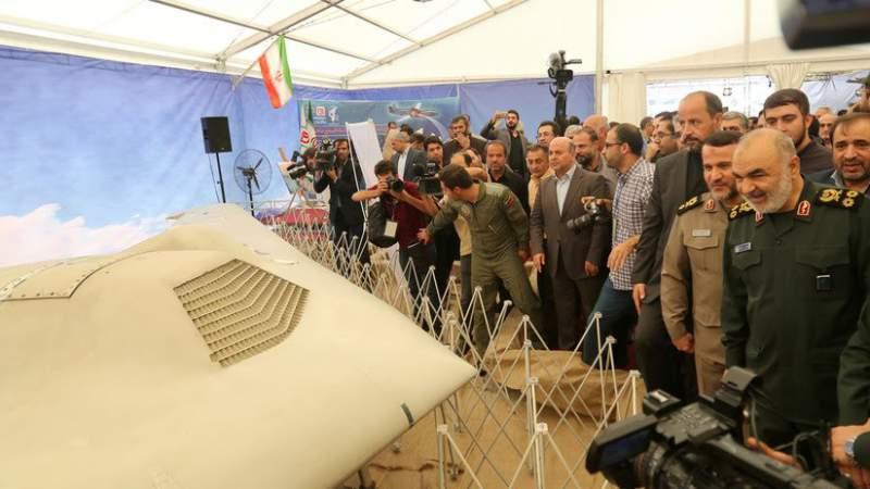 Irán muestra drones estadounidenses que ingresaron a su territorio
