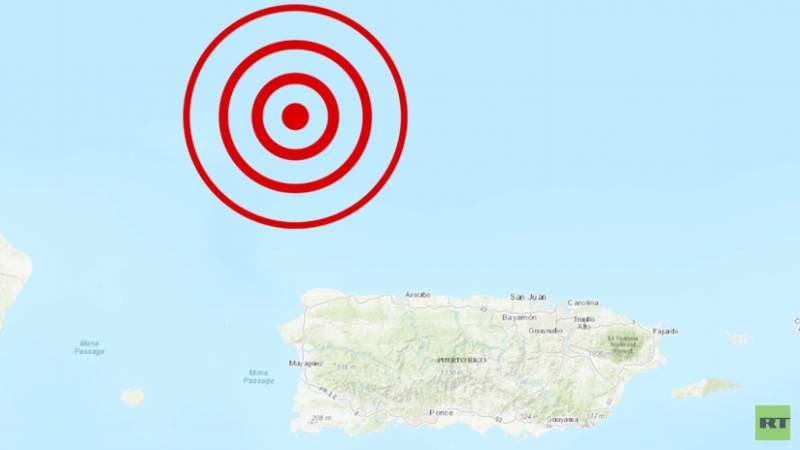 Terremoto de 6.3 sacude a Puerto Rico