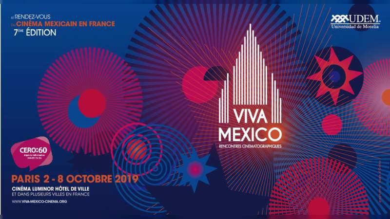 "Estudiantes de la UdeMorelia darán cobertura del festival francés ""Viva México"""