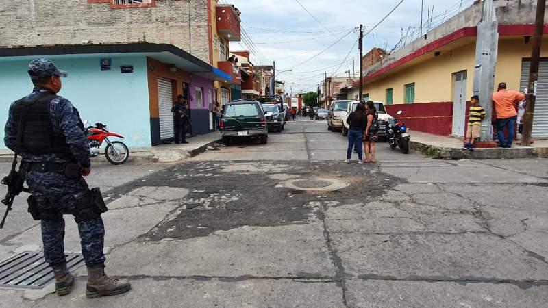Atacan a balazos a una familia en Zamora, Michoacán, hay 2 muertos