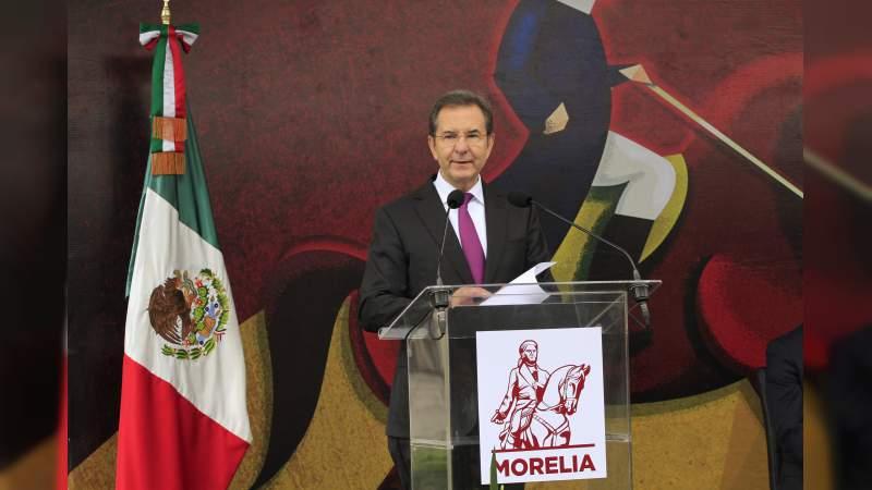 En pie la Federalización de la Nómina en Michoacán: Esteban Moctezuma Barragán