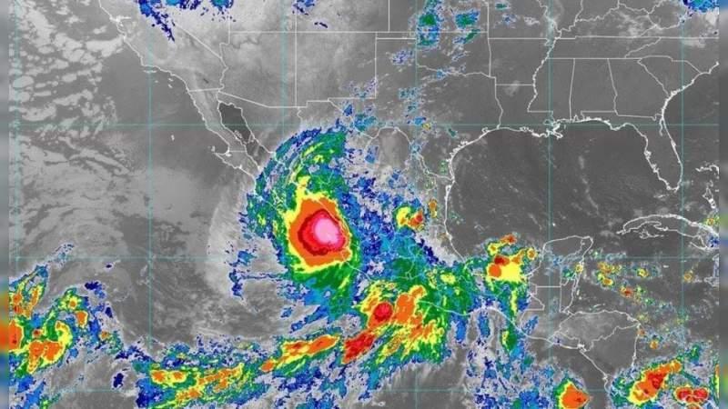 Alerta Amarilla en Sonora por llegada de Narda