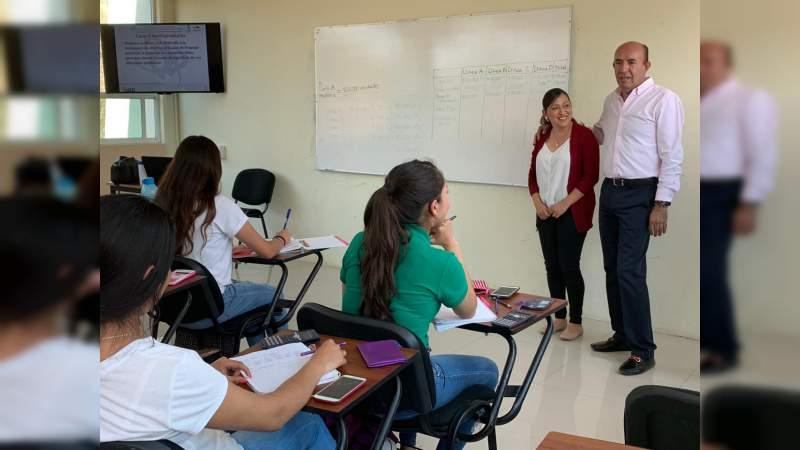Michoacán, reconocido a nivel nacional como formador de ingenieros con excelencia