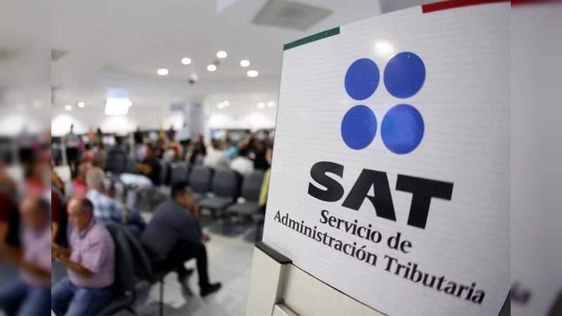 SAT perdonó más de 800 mdp de impuestos a empresas de Coahuila