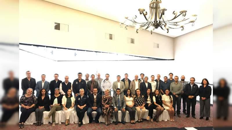 Celebra reunión consejo de acreditación de enseñanza de la ingeniería (CACEI) y la  UMSNH