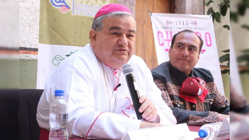 66ª peregrinación varonil diocesana a la basílica de Guadalupe