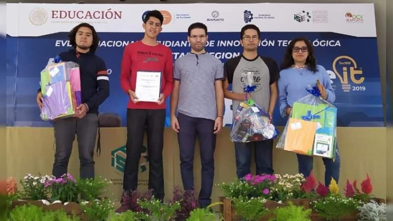 Tec de Hidalgo, campeón del Hackatec