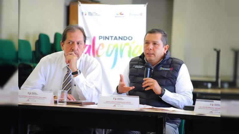 Por primera vez, tendrá Michoacán Padrón Único de Beneficiarios de programas sociales: Sedesoh
