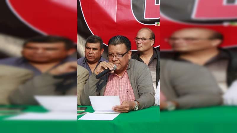 Taxistas tienen expectativas favorables con diálogo en gobernación