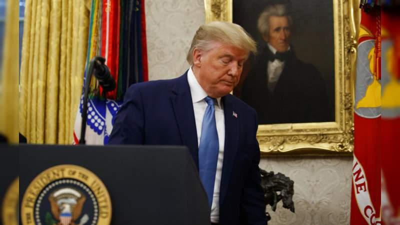 Casa Blanca no cooperará en juicio político contra Trump