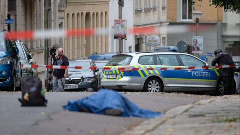Tiroteo en Alemania deja dos muertos y dos heridos