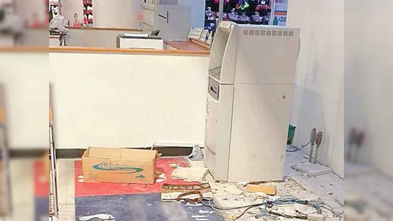 En Acapulco, roban tres cajeros automáticos