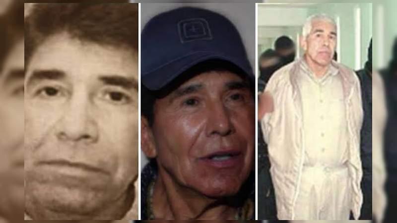 Captan a Caro Quintero en Sinaloa