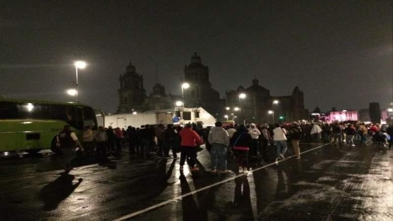 Marchas y protestas paralizan a la CDMX este jueves