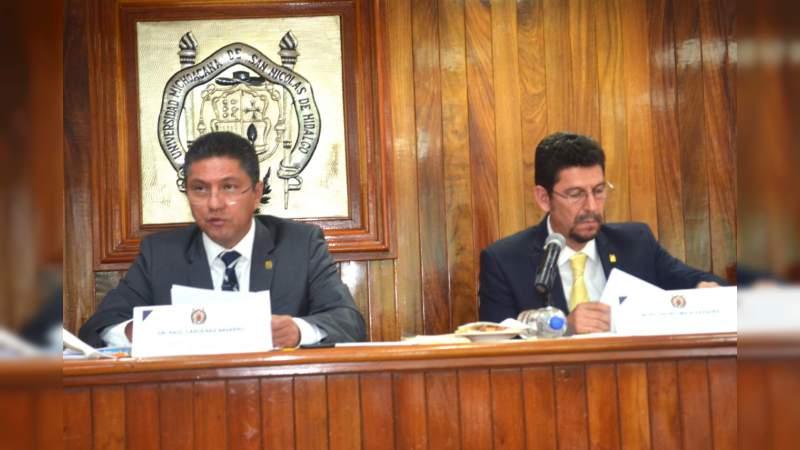 Aprueba consejo universitario de la UMSNH proyectos de presupuesto 2020