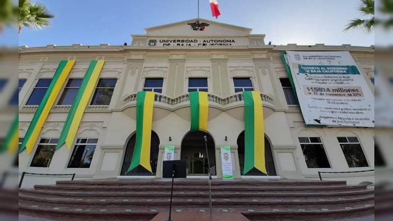 UABC demanda al gobernador Francisco Vega