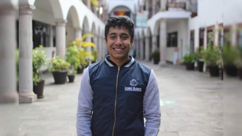 Estudiante de la UdeMorelia representará a México en el Mundial de Mushu en Shangai