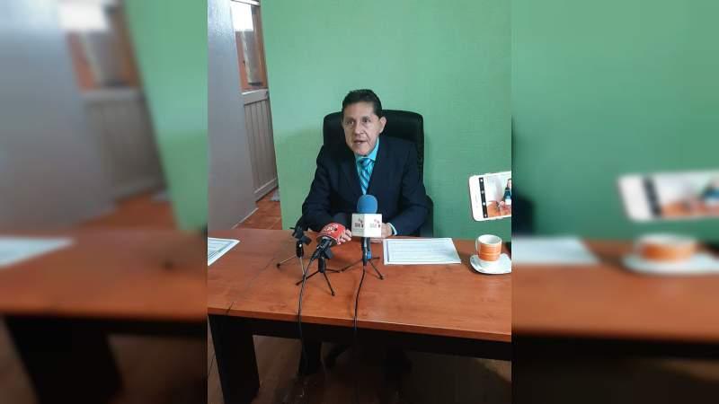 Desde hace 10 años la industria en Michoacán con registros negativos: CEEM