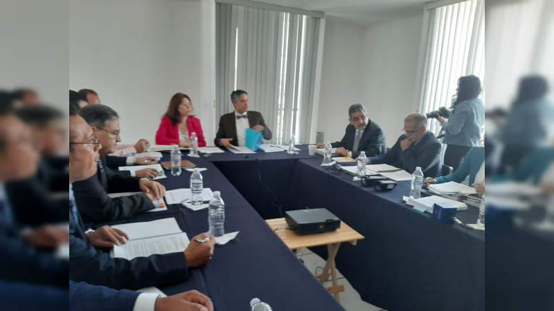 Declaración patrimonial, obligada a todos los funcionarios, determina Comité Coordinador del Sistema Estatal Anticorrupción