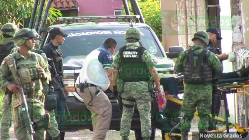 En enfrentamiento con ministeriales, abaten a cuatro cobracuotas en Acapulco, Guerrero