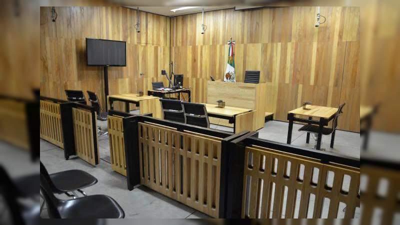 """Defensa de presuntos """"polisecuestradores"""" escoltas del Gobernador de Michoacán, solicitan duplicidad de término"""