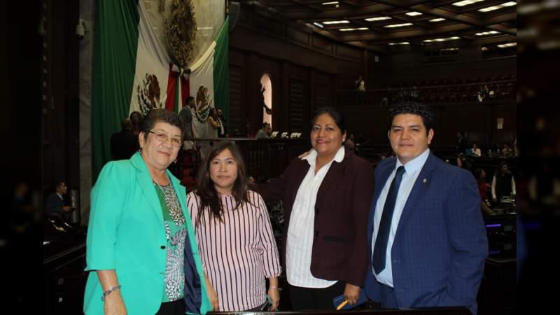 La ley Federal de Austeridad Republicana, será la piedra angular de 4T: Diputada Teresa López Hernández
