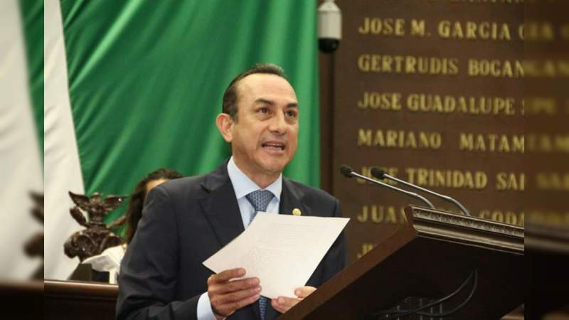 Mientras Tabasco ha crecido en gasto federalizado, Michoacán es castigado con reducciones: Antonio Soto