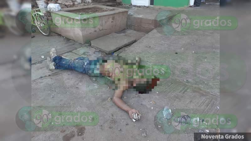 Muere pintor en Apatzingán, Michoacán, sufrió descarga eléctrica y caída