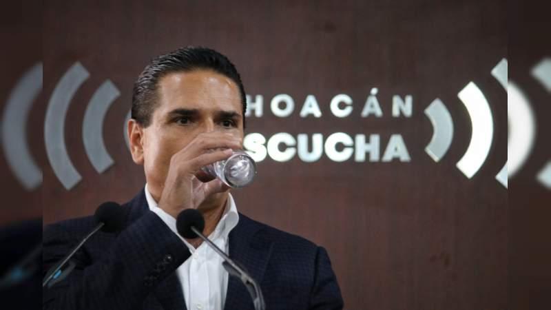 """Cero tolerancias a escoltas del gobernador acusados de secuestro """"a fondo la investigación"""", promete mandatario"""