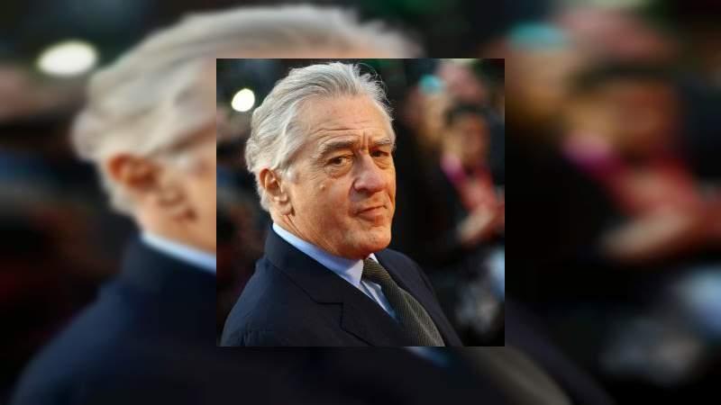 Trump es el líder de los mafiosos: Robert De Niro